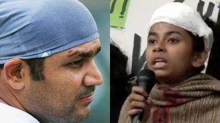 JNU हिंसा पर क्रिकेट जगह से भी आई प्रतिक्रिया, सहवाग- बोले- जब आप तर्कों में...