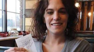 2020 Tip Challenge: Michigan Waitress Shocked After Getting $2,020 Tip on $23 Meal