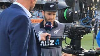 2nd T20I: New Zealand Bat in Bid to Level Series, Both Teams Unchanged
