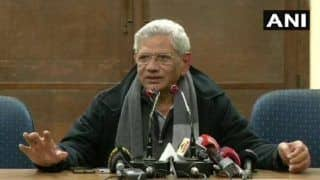 CPI-M to Launch House-to-house Campaign Against CAA, NPR, NRC Across Country: Yechury
