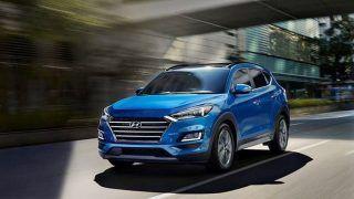 Auto Expo 2020: Hyundai Motor India Unveils New 2020 Tucson