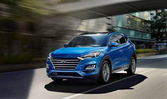 Auto Expo 2020 Hyundai Motor India Unveils New 2020 Tucson