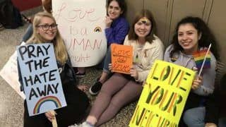 'Love is Love': Students Protest, Stage Mass-Walkout After US School Forces Two 'Gay' Teachers To Resign