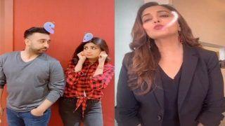 Madhuri, Shilpa Shetty Celebrate Valentine's Day The Gen Z way