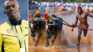Faster Than Bolt: This Karnataka Man Covers 100 Metre Kambala Race With Buffaloes in 9.55 Seconds