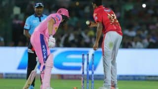 जेम्स एंडरसन ने ICC से मांकड़िंग हटाने की अपील की, रविंचद्रन अश्विन ने ली चुटकी