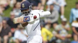 Rahane, Vihari Fight After Boult Knocks Down India Top-Order