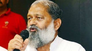 Fast-track Court to Hear Case Against Ballabhgarh Murder Accused: Haryana Home Minister Anil Vij