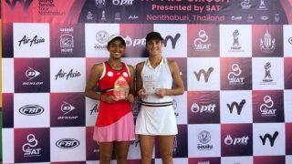 Ankita Raina On A Dream Run, Wins Third Title in 2 Weeks