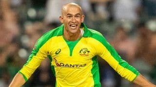 Ashton Agar Hat-Trick Sinks South Africa in 1st T20I