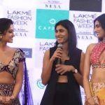 Athiya Shetty, Ileana D'Cruz Shimmer at Lakme Fashion Week Summer/Resort 2020