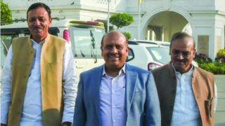 Delhi Vidha Sabha Election Results: केजरीवाल की आंधी के सामने फिर दीवार बने बीजेपी के शर्मा और गुप्ता