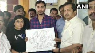Mumbai Uber Driver, Who Took Anti-CAA Protester to Cops, Fecilitated by BJP