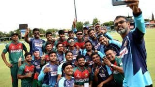 ICC U19 World Cup: Bangladesh Beat New Zealand By 6 Wickets To Set Up Final Against India