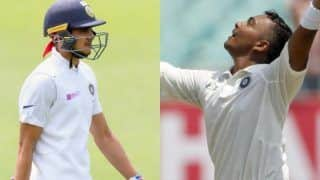 Prithvi shaw shubman gill are supremely exciting talents ravi shastri 3943260
