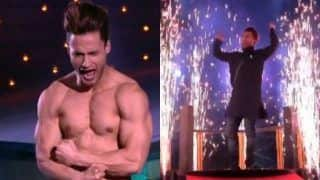 Bigg Boss 13 Finale Week: Asim Riaz Goes Shirtless on Live Audiece's Demand, Gets Emotional