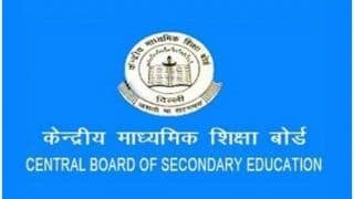CBSE Boards Optional For Students With Special Needs, Result as Per Alternative Assessment Scheme
