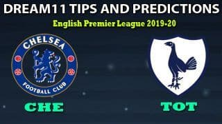 CHE vs TOT Dream11 Team Prediction, English Premier League 2019-20: Captain And Vice-Captain, Fantasy Cricket Tips Chelsea vs Tottenham Hotspur at Stamford Bridge, Chelsea 6:00 PM IST