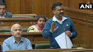 Delhi violence: दिल्ली सरकार मृत हेड कॉन्स्टेबल के परिवार को देगी एक करोड़ रुपए: CM केजरीवाल
