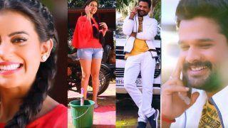 Bhojpuri Gana: होली में अक्षरा सिंह और रितेश पांडे का नया गाना हुआ लॉन्च, साली की भूमिका में कहर ढा रहीं एक्ट्रेस