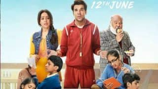 Chhalaang New Poster: Rajkummar Rao, Nushrat Bharucha in Dilemma Over Sports vs Exams, Film to Release on June 12