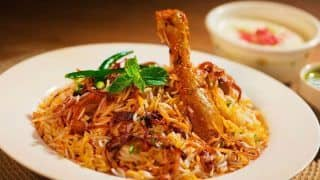 Chicken Biryani and Butter Chicken Were The Most Searched Indian Food Globally, See Full List