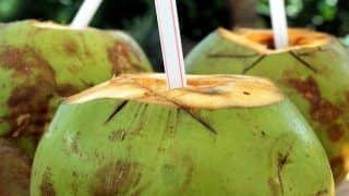 Weight Loss: Drink Coconut Water to Get in Shape
