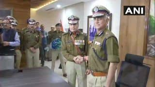 SN Shrivatasva Takes Over as Delhi Police Commissioner Amid Uneasy Calm in City