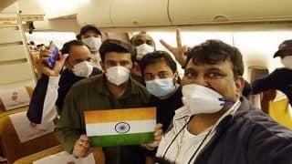119 Indians, 5 Foreigners Onboard Coronavirus-hit Japan Ship Land in Delhi on Air India Flight
