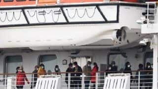 Coronavirus: Indians on Quarantined Japanese Cruise Ship to be Tested Before De-boarding, Says Indian Embassy
