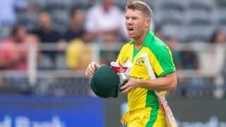 South Africa vs Australia: David Warner 'Overwhelmed' With Positive Response From South Africa Crowd, Looking Foorward to Play in Cape Town