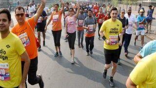 Traffic Police Issues Advisory Ahead of New Delhi Marathon on Sunday