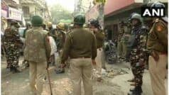 Delhi Violence: मरने वालों की संख्या 39 पहुंची, जुमे की नमाज को लेकर भारी पुलिस बल तैनात