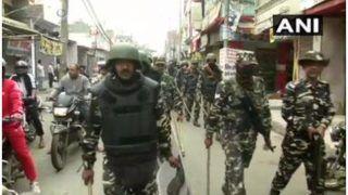 Delhi Violence: जुमे की नमाज की तैयारियां पूरी, तैनात हुआ अतिरिक्त पुलिस बल