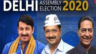 New Delhi Vidhan sabha seat election result 2020 Live update: नई दिल्ली विधानसभा सीट के ताजा अपडेट यहां देखें