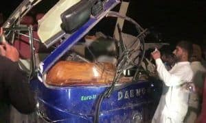 30 People Dead & 60 Injured After Passenger Train Collides With Bus In Pakistan's Sindh