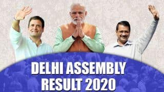 Ambedkar Nagar Assembly Election Result 2020: AAP's Ajay Dutt Wins With 62.25% vote Inches Closer to Win at a Comfortable Margin