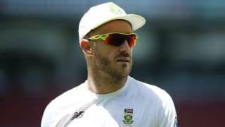 Faf du plessis steps down from proteas captaincy in all formats