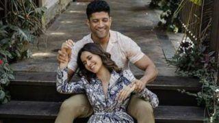 Farhan Akhtar Asks Shibani Dandekar to be His Valentine, She Goes Quirky And  Replies 'Love You Bro'
