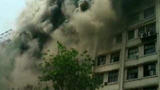 Fire Breaks Out at GST Bhavan in Mumbai's Byculla, no Casualties so Far