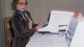Katherine Johnson, NASA's 'Human Computer' & Inspiration Behind 'Hidden Figures' Dies At Age 101