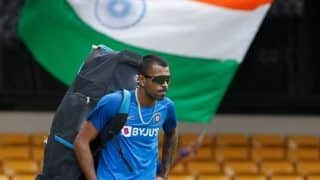 Hardik pandya starts bowling at national cricket academy expected to be available for south africa series 3941419