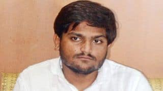 Gujarat: Hardik Patel Untraceable Since January 18, Claims His Wife