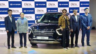 Auto Expo 2020: Hyundai Motor India Unveils New Creta SUV
