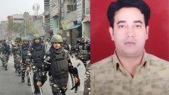 Delhi violence: मृतकों की संख्या अब 25 हुई, नाले में मिला था आईबी के ASI अंकित शर्मा का शव