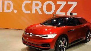 Auto Expo 2020: Volkswagen Unveils Concept Electric Vehicle ID CROZZ