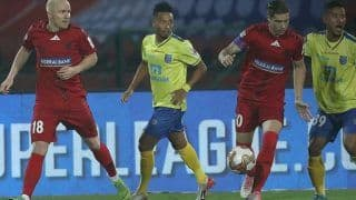 ISL 2019-20: NEUFC, Kerala Blasters Play Out Goalless Draw in Guwahati