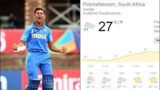 Potchefstroom Weather Forecast Ind U19 vs Ban U19, ICC Under 19 Cricket World Cup Final