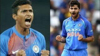 Virat Kohli Persisting With Shardul Thakur And Not Giving Navdeep Saini a Run Will Hurt India in The Long Run, Here's Why