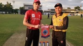 Dream11 Team Prediction Malaysia vs Hong Kong, 4th T20I
